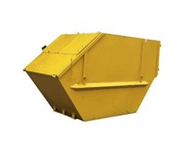 retiro residuos industriales contenedores