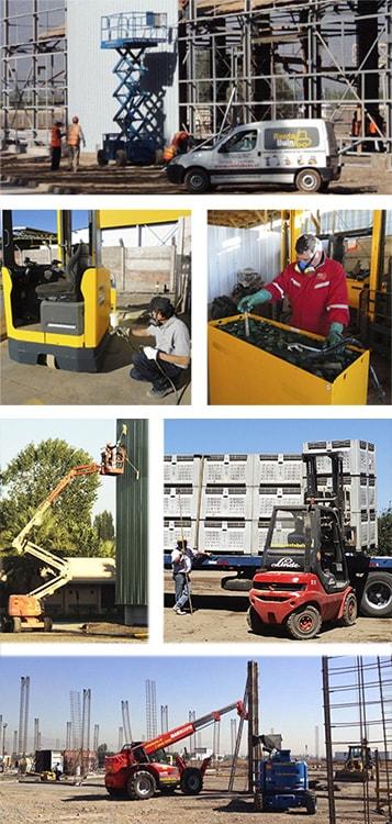 RB Rental Arriendo de Maquinaria Industrial