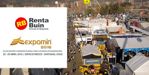 Renta Buin – Expomin 2016