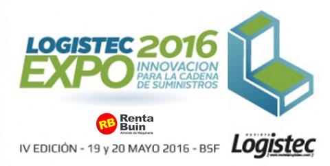 Renta Buin – Logistec Expo 2016