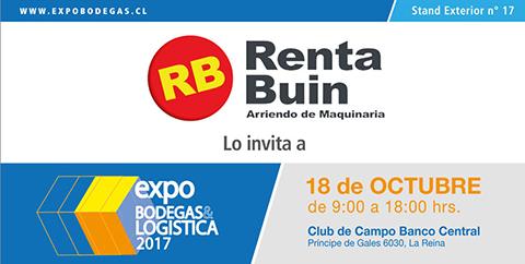 Expo Bodegas & Logística 2017